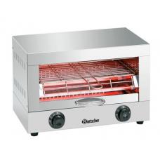 Quartz tube toaster, single Bartscher