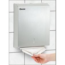 Paper towel dispenser, SS brushed Bartscher