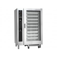 Combi oven electric Steambox Evolution Giorik H model (with high efficiency boiler and touchscreen) SEHE202W