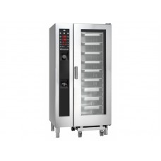 Combi oven electric Steambox Evolution Giorik T model (Programmable, with high efficiency boiler) SEME201