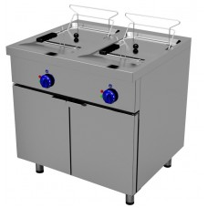 Electric deep fryer 2 tanks, Primax Chef serie Safari MG0852