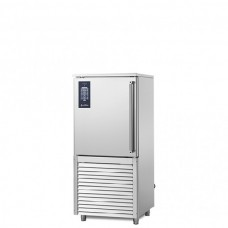 Blast Chiller/Freezer 10T Power GN-EN version F, plug-in water unit, with 10 trays, Coldline W10PFA