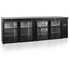 Backbar Cooler ,630 l, Tefcold Tefcold CBC410G-P