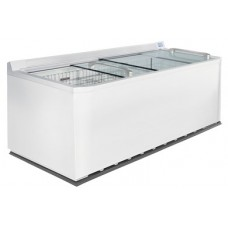 Chest Refrigerator and Freezer for professional cooling of products, for supermarkets, ST 1322 , Liebherr