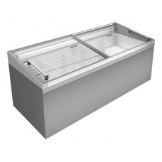 Chest Refrigerator and Freezer for professional cooling of products, for supermarkets, STs 852, Liebherr