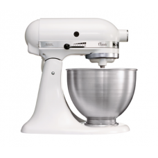 Stationary mixer with the reclining KitchenAid CLASSIC block of 4,3 l 5K45SS
