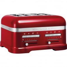 Toaster on 4 slices of KitchenAid ARTISAN 5KMT4205