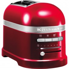 Toaster on 2 slices of KitchenAid ARTISAN 5KMT2204