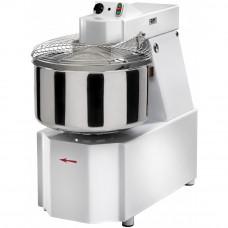 Spiral dough mixer with fixed bowl, SX60, Gam International