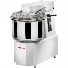 Spiral dough mixer with fixed bowl, TS 20, Gam International