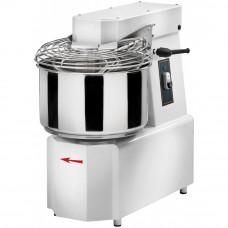 Spiral dough mixer with fixed bowl, TS 30, Gam International