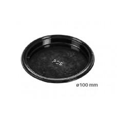 Big Tray Round, 100 Single Portions Tray – Round Ø100 mm , 52.002.20.0002, Silikomart
