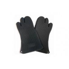 Black cooking gloves, Zeus Profi Glove ACC082 ,70.500.20.0001, Silikomart