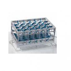 Adapter for wash rack for glasses, steel, 85000531, Winterhalter