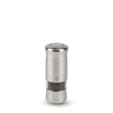 Electric pepper mill in ABS 14 cm, 24079, Zeli, Peugeot