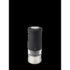 Peugeot 22570 Zephir Electric Soft Touch Salt Mill Black
