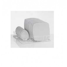 Wire mesh wash rack for plates, 8 rows, size L, 55 01 170, Winterhalter