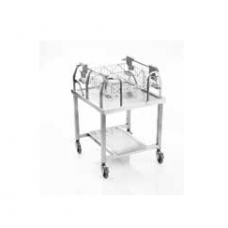 Trolley for wash racks for UF-M/UF-L from steel, 75 004 683, Winterhalter