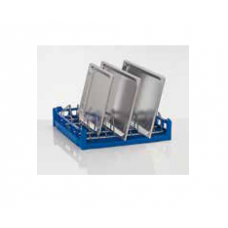Plastic basket for dripping pans and trays, size XL, 10 or 12 rows, 30 000 770, Winterhalter