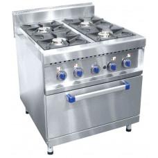 Gas stove Abat PGK-49P