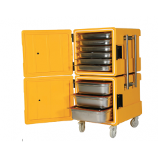 Thermobox yellow, GN 2/1, 100227, AVATHERM 600x2 Double