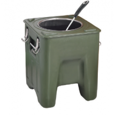 Waterbox green, without faucet, 100245, AVATHERM
