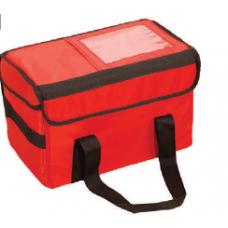 Service bag, rectangle, red, 100350, AV12, AVATHERM
