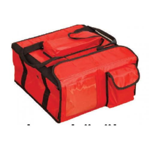 Pizza bag, medium, red, 100360, AV14, AVATHERM