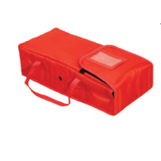 Turkish Pizza bag, red, 100370, AV16, AVATHERM