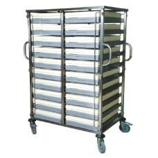 thermo tray trolley 20, 150235, AVATHERM
