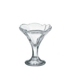 Glass bowls for ice cream , Mughetto 190, 12 units in package, 14027021, Borgonovo
