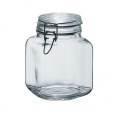 Canning jars Primizie Hermetic 1700, 6 pieces in package, 17212020, Borgonovo