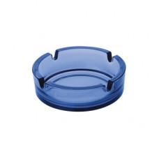 Ashtrays, Dresda 107 blue, 24 pieces in package, 95019526B, Borgonovo