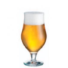 Pack of 6 Beer glasses, Hostellerie 1921/52, Premium Collection, Durobor