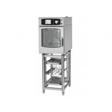 Combi oven electric Kompatto Giorik H model (with touch screen and high efficiency steam generator) KH061