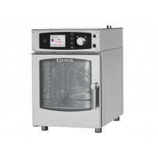 Combi oven electric Kompatto Giorik T model (with touch screen and instant steam) KT061