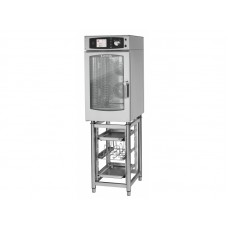 Combi oven electric Kompatto Giorik T model (with touch screen and instant steam) KT101