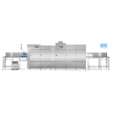 Conveyor tunnel dishwasher, multi-tank, for wash racks, MT series, lenght 2100 mm, MTR 3-185 MMM