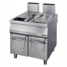 2 Wells Gas Fryer 22 lt, OFGI 8090, Ozti, 7856.N1.80908.14