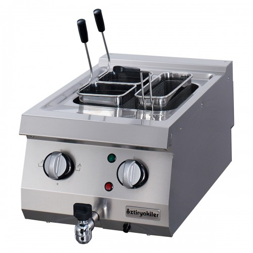 Electric Pasta Cooker One Well 20 lt  OME 4070, series 700, Ozti ,7858.N1.40703.11