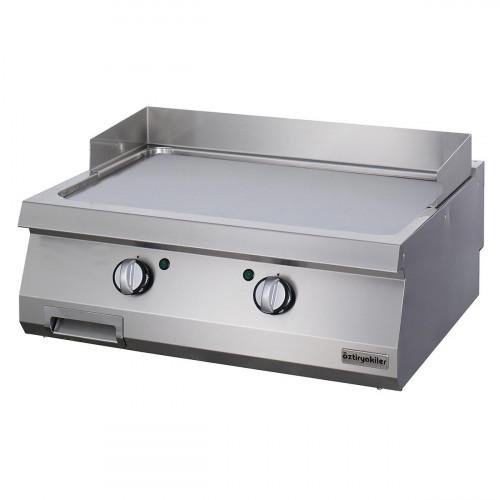 Full Module Smooth Electric Grill, steel, OGE 8070, series 700, Ozti, 7864.N1.80703.17
