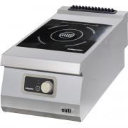 Half Module Smooth Gas Grill, steel, OGG 4070, series 700, Ozti, 7864.N1.40703.06