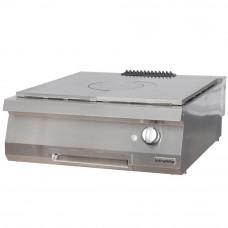 Gas solid top , 1 burner, OWG 4070, series 700, Ozti, 7865.N1.40703.WK