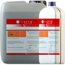 Cleaner with disinfectant effect for sanitary ware, ACCICAL, TIEFFE