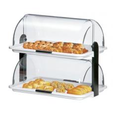 Buffet display double Bartscher , plastic