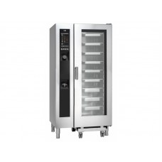 Combi oven electric Steambox Evolution Giorik H model (with high efficiency boiler and touchscreen) SEHE201W