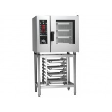 Combi oven electric Steambox Evolution Giorik T model (Programmable, with high efficiency boiler) SEME061W
