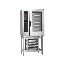 Combi oven electric Steambox Evolution Giorik T model (Programmable, with high efficiency boiler) SEME101
