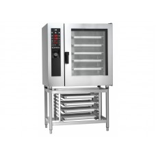 Combi oven electric Steambox Evolution Giorik T model (Programmable, with high efficiency boiler) SEME102