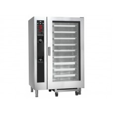 Combi oven electric Steambox Evolution Giorik T model (Programmable, with high efficiency boiler) SEME202